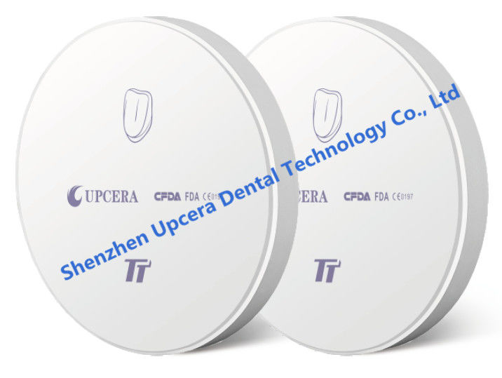 High Translucent Zirconia Discs Diameter 98mm for Dental Crown